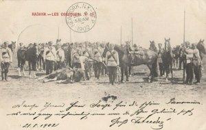 RUSSIA , 1902 ; Les Cosaques #2
