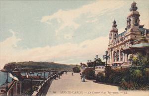 Le Casino et les Terrasses Monte Carlo Monaco