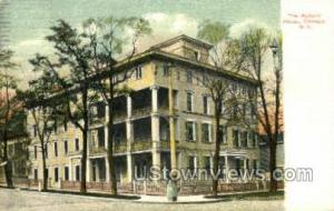 The Welland House Oswego NY 1908