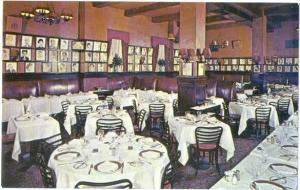 Dining Area, Sard's 234-36 W 44th St, New York, New York, Chrome
