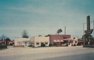 Farron´s Cottage Court , Bennetsville, South Carolina, 40-60s