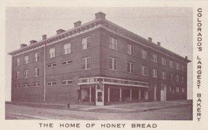 DENVER , Colorado , 00-10s ; Honey Bread Bakery