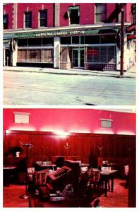 16405  ND Elizabeth City Carolina Coffee Shop  multi-view
