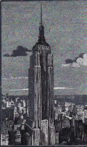 The Empire State Building, New York City, New York, 40-60´s