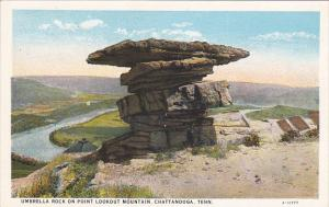 Tennessee Chattanooga Umbrella Rock On Point Lookout Mountain
