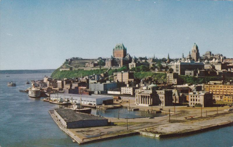 Cette , Quebec , Canada , 50-60s
