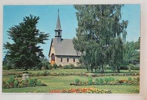 Vintage Postcard:Evangeline Memorial Church, Grand Pre, Nove Scotia, CAN.