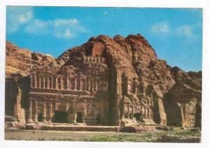 Law Court at Petra, Jordan , PU-1970s