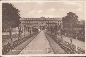 Surrey Postcard - Camberley, The Staff College   MB197