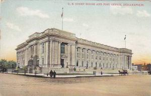 U. S. Court House & Post Office, Indianapolis, Indiana, PU-1908