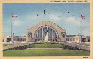 Ohio Cincinnati Union Terminal