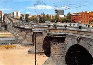 Puente de Toledo Madrid Spain 1973