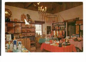 SAN DIEGO, California; Casa de Lopez, Historical Landmark in Old Town, Candle...