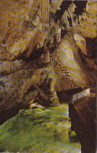 Kentucky Mammoth Cave Martha's Pool Onyx Cave
