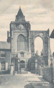 CROWLAND (Croyland) , Lincolnshire , England , 1905 ; Abbey