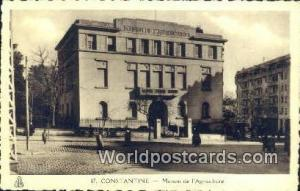Constantine Algeria, Africa, Maison de I'Agriculture  Maison de I'Agriculture