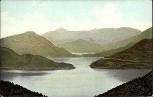 Hongkong Hong Kong China Resevoir c1910 Postcard