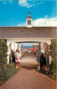 MA, Popponesset Beach, Massachusetts, Popponesset Inn, Dexter Press No. 43520-C