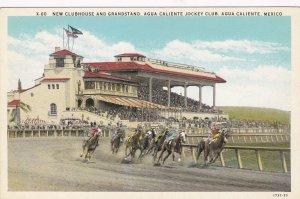 Mexico Agua Caliente Clubhouse & Grandstand Agua Caliente Jockey Club sk4717