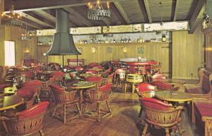 Cafe Fleur de Lis, Charm of Old France, POTOMAC, Maryland, 40-60s