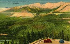 CO - Horseshoe Park. Trail Ridge Road