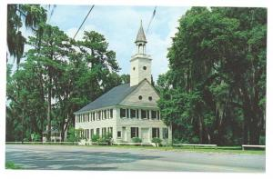 Midway Church Georgia Savannah Postcard