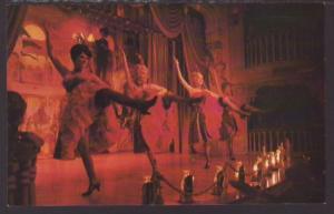 Diamond Horseshoe Revue,Walt Disney World Postcard