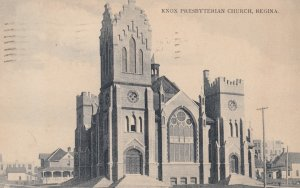 REGINA , Saskatchewan , 1913 ; Knox Presbyterian Church : TUCK