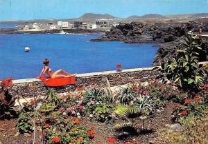 Spain Ten Bel. Las Calletas Tenerife General View