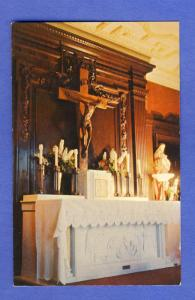 Kennebunkport, Maine/ME Postcard, Franciscan Monastery