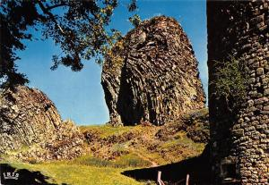 France Aveyron Pittoresque Roquelaure Dykes Volcaniques