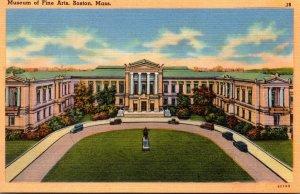 Massachusetts Boston Museum Of Fine Arts