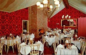 Washington Spokane Stock Yards Inn Gay Nineties Dining Room