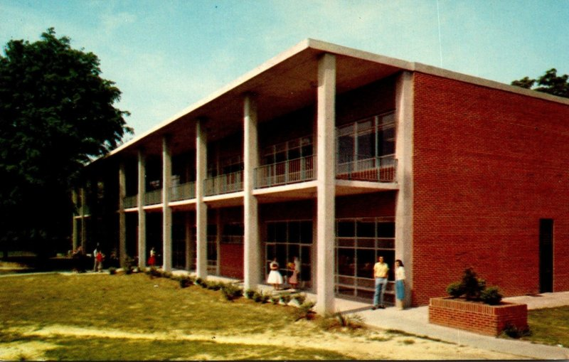 Mississippi Jackson Student Union Building Millsaps College