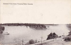 General View from Victoria Park, British Columbia, Canada, PU-1914