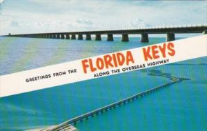 Greetings From The Florida Keys Along The Overseas Highway