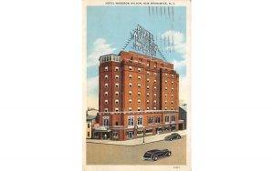 Hotel Woodrow Wilson in New Brunswick, New Jersey