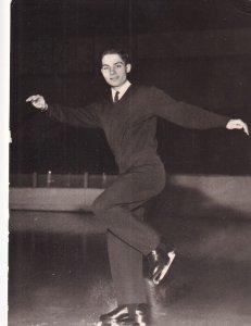 RP: Figure Skater DONALD JACKSON (CANADA) 1950-60s (2)