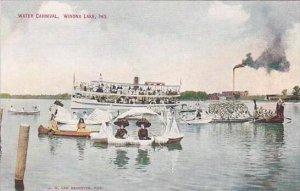 Indiana Winona Lake Water Carnival