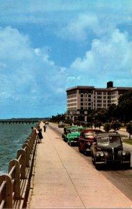 South Carolina Charleston Murray Boulevard Or Low Battery