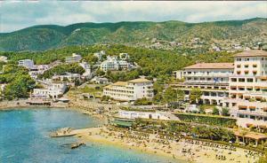 Bird's Eye View, Cala Mayor, Mallorca (Islas Baleares), Spain, 1940-1960s