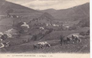 LA GRANDE CHARTREUSE, Isere, France, 1900-1910's; Le Sappey