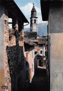 Switzerland lago Maggiore Ascona Motivo Rustico Tower Clock