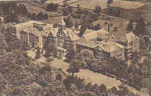 Ohio Mount St Joseph Aerial View College of Mount St Joseph on The Ohio Alber...