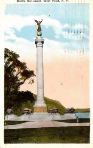 New York West Point Battle Monument 1922