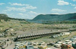 WILLIAMS LAKE , B.C. , Canada ,1950-60s ; Rodeo Stadium