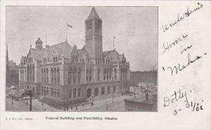 Nebraska Omaha Federal Building And Post Office