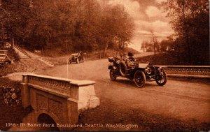 Washington Seattle Mt Baker Oark Boulevard