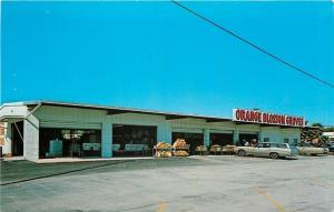 Clearwater Florida~Orange Blossom Groves~Warehouse Shipping Center~1960s Cars