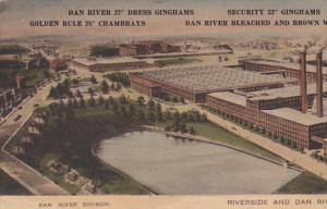 Dan River Clothing Factory